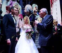 Kemal Kılıçdaroğlu'nun oğlu Kerem Kılıçdaroğlu, Mine Alşan ile evlendi