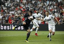 Beşiktaş - Partizan maçından fotoğraflar