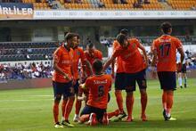 Medipol Başakşehir - Akhisarspor maçından fotoğraflar