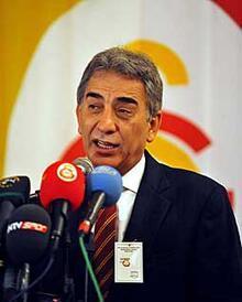 Galatasaray'da başkanlığa Adnan Polat seçildi