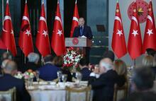 Son dakika... Başkan Erdoğan hazırlıklı olmalıyız dedi ve bu mesajı verdi...