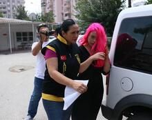 Son dakika: Adana'nın 'Pembe Panter'i yakalandı! Geceliği 3 bin liraya...
