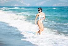 'Bikinili fotoğraf çektiren herkesi savunurum'