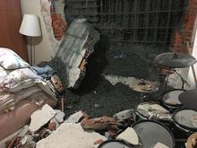 Oyuncu Gülden Dudarık'ın evi beton altında kaldı!