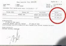 Eliz Sakuçoğlu'nu yalanlayan belge! Cipi Murat Boz almış