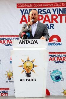 Bakan Çavuşoğlu'ndan doğalgaz açıklaması