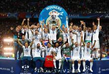 Real Madrid - Liverpool: 3-1