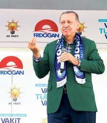 '24 Haziran'ı da Erzurum'la taçlandıralım'