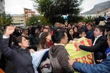 Cumhurbaşkanı Gül'e Tunceli'de yoğun ilgi