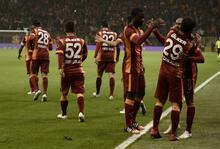 Galatasaray - Bursaspor: 2-2