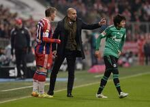 Bayern Münih, evinde Hamburg'u yok etti: 8-0