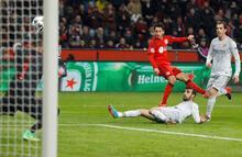 Bayer Leverkusen - Atletico Madrid: 1-0