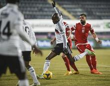 Beşiktaş - Balıkesirspor: 2-2