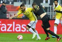 Teleset Mobilya Akhisarspor - Fenerbahçe: 3-2