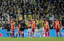 Fenerbahçe - Galatasaray: 1-0