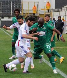 Akhisar - K. Karabükspor : 3-0 (CANLI)