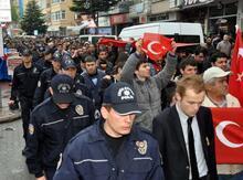 Samsun'da 2 polis memuru şehit düştü