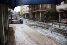 Muğla sokakları beyaza büründü! Görenler şoke oldu
