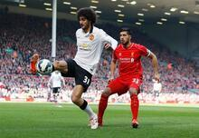 Liverpool-Manchester United: 1-2