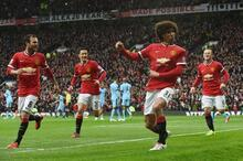 Manchester United - Manchester City: 4-2