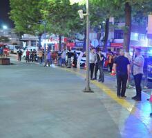 Aydın'da gece yarısı utandıran görüntü!