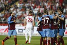 Antalyaspor - Trabzonspor: 1-2