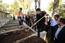 Eski milletvekili İmirzalıoğlu'nun cenazesi toprağa verildi