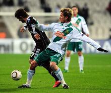 Beşiktaş: 2 - Rapid Wien: 0