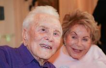 Kirk Douglas 101 yaşında