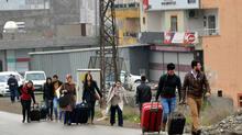 SMS geldi tüm öğretmenler Cizre ve Silopi'den ayrıldı...