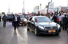 Sudan'da Aziz Yıldırım sürprizi!