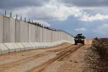 Sınıra 72 kilometre duvar örülecek