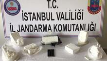 Jandarmadan uyuşturucu satıcılarına baskın