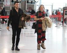 Miami yolcuları; Mustafa Ceceli-Selin İmer