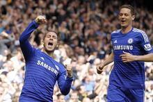 Chelsea Cristal Palace: 1-0