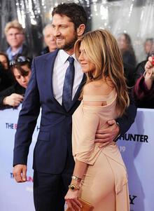 Gerard Butler, Jennifer'ı seçti!