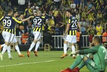 Fenerbahçe - Antalyaspor: 4-1