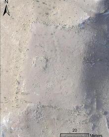 Uydu keşfetti! Yeraltında dev anıt...