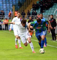 Çaykur Rizespor-Trabzonspor: 0-2