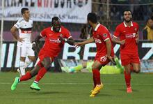 Beşiktaş - Gaziantepspor: 1-1