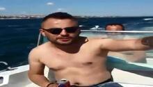 Batan tekneden son görüntüler ortaya çıktı: 2 kişiden hala haber yok