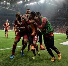 Galatasaray - Gençlerbirliği: 1-0