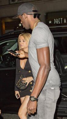 Usain Bolt'un çapkınlık turları bitmiyor!