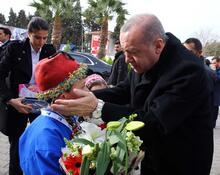 Cumhurbaşkanı Erdoğan: Afrin şehir merkezi 8.30 itibari ile kontrol altına alındı