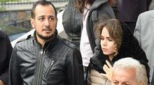 Bülent Emrah Parlak'ın babası son yolculuğuna uğurlandı