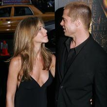Brad Pitt ile Jennifer Aniston yeniden birlikte mi?