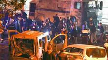 Son dakika haberi: İstanbul'da hain terör saldırısı! Çok sayıda şehit ve yaralı var