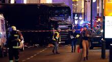 Son dakika: Berlin'de terör saldırısı! Çok sayıda ölü ve yaralı...