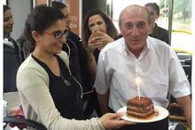 256 Yeditepe Üniversitesi-Taksim hattının kahraman şoförü: Hikmet Yılmaz