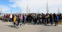Afganlar akın akın Türkiye'ye geliyor! İran sınırında 1.5 milyon kişi…